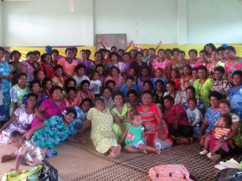 Community Education @ Koro Island