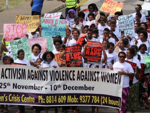 2019 LWCC 16 Days of Activism March