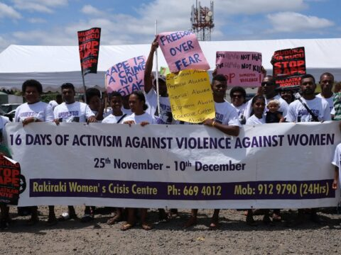 2019 RWCC 16 Days of Activism March