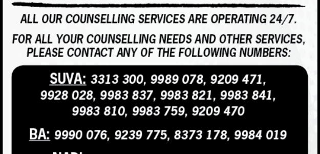FWCC offices closed due to  COVID-19 but counselling services are operating.