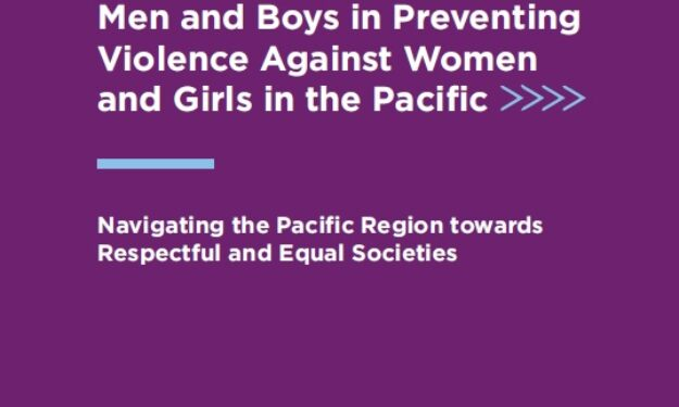 The Warwick Principles: Best Practices for Engaging Men and Boys in Preventing Violence Against Women and Girls in the Pacific
